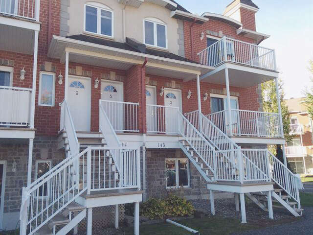 Real Estate for Sale, ListingId:43215795, location: 143 Boul. Louise-Campagna, #2 Gatineau J9A 3S1