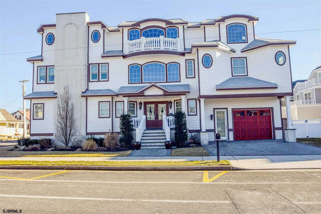 Single Family for Sale at 100 S 29th Ave Longport, New Jersey 08403 United States