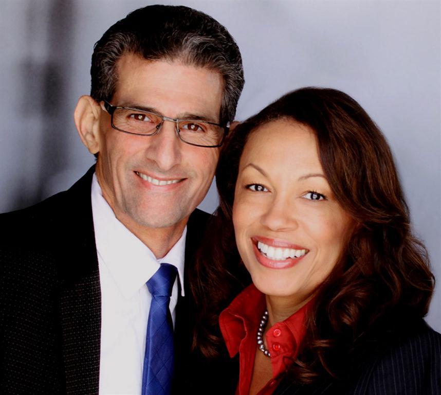 Leon & Marjorie Geisberg
