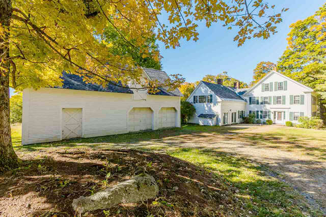 Single Family for Sale at 3230 Weathersfield Center Road Weathersfield, Vermont 05151 United States