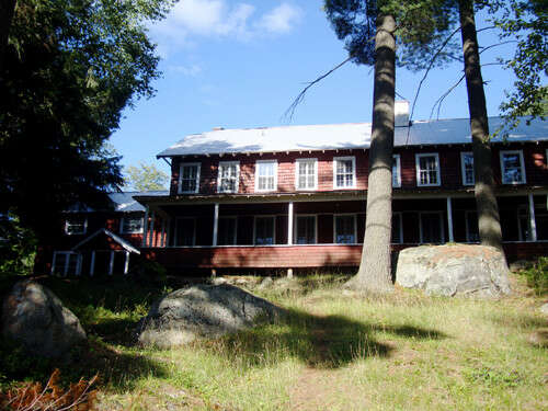 Single Family for Sale at 1660 Lake Ozonia Rd. Hopkinton, New York 12965 United States