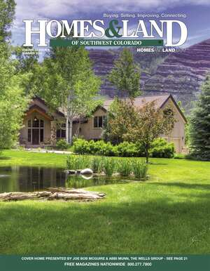 HOMES & LAND Magazine Cover. Vol. 22, Issue 04, Page 21.