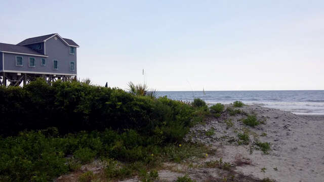 Land for Sale at 1713 E Ashley Avenue Folly Beach, South Carolina 29439 United States