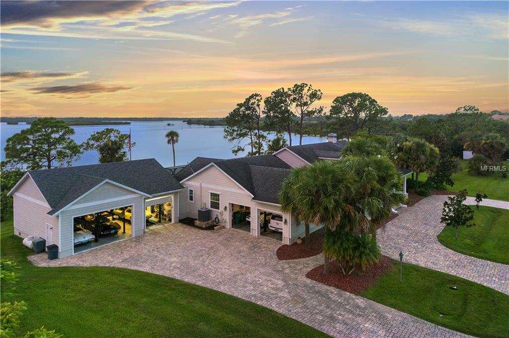 Single Family for Sale at 12323 Lackawanna Lane Port Charlotte, Florida 33953 United States