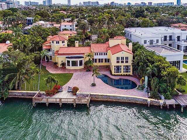 Single Family for Sale at Luxury Waterfront Estate Boca Raton, Florida 33432 United States