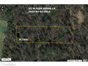 Land for Sale, ListingId:24599684, location: Scales Stone Lane Mount Airy 27030