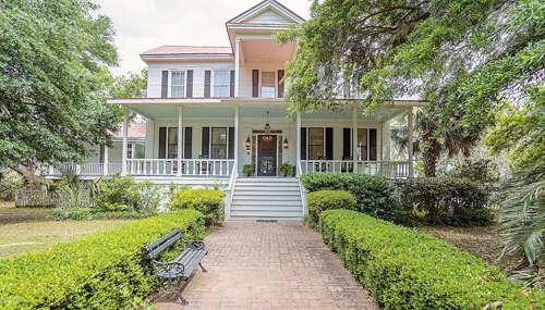 Single Family for Sale at 66 Godley Road St. Helena Island, South Carolina 29920 United States