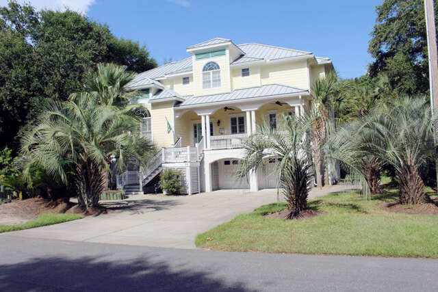 Single Family for Sale at 24 31st Avenue Isle Of Palms, South Carolina 29451 United States