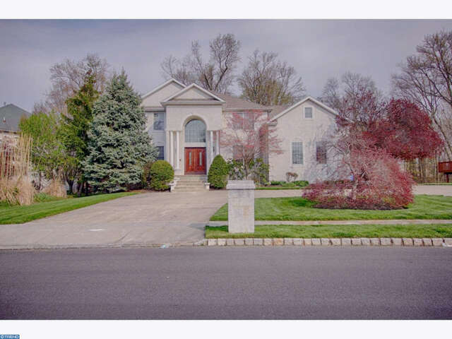 Single Family for Sale at 3 Saint Moritz Lane Cherry Hill, New Jersey 08003 United States