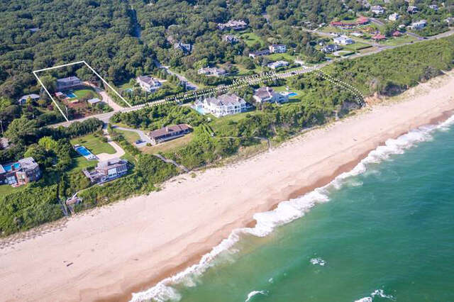 Single Family for Sale at 381 Old Montauk Highway Montauk, New York 11954 United States