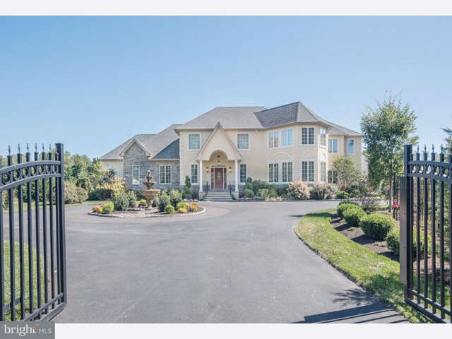 Single Family for Sale at 625 Winchester Road Huntingdon Valley, Pennsylvania 19006 United States