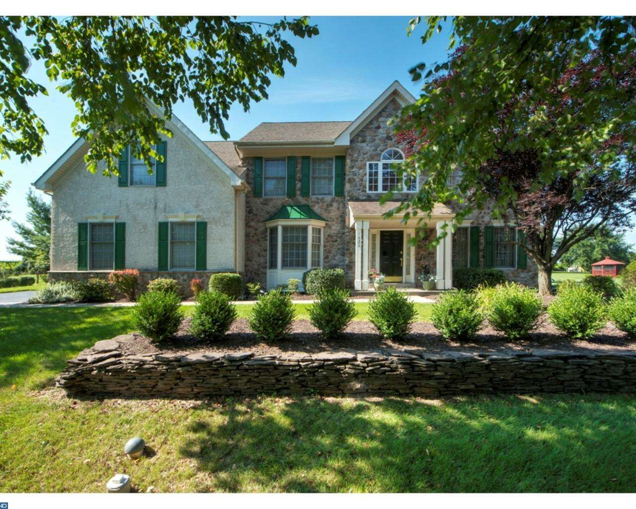 Single Family for Sale at 1629 Clydesdale Circle Yardley, Pennsylvania 19067 United States