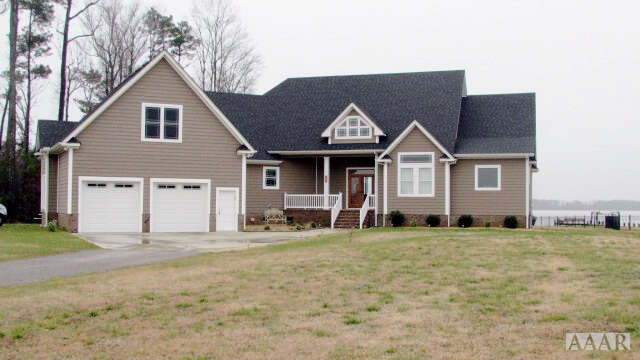 Single Family for Sale at 509 Pointe Vista Drive Elizabeth City, North Carolina 27909 United States