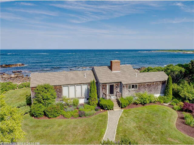 Single Family for Sale at 28 Skipper Joes Point Rd Kennebunkport, Maine 04046 United States