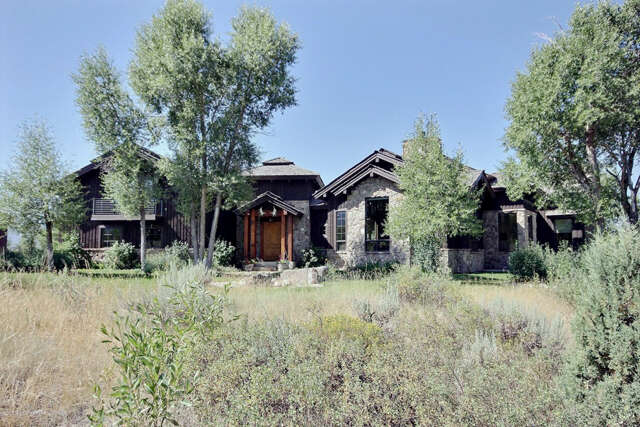 Single Family for Sale at 5644 S 70 Victor, Idaho 83455 United States