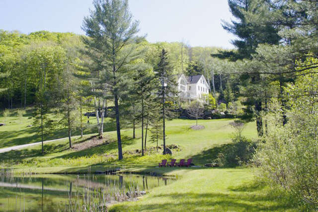 Single Family for Sale at 2912 Route 12 Road Barnard, Vermont 05031 United States