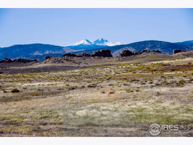Land for Sale at 4151 Wilderland Way Loveland, Colorado 80538 United States