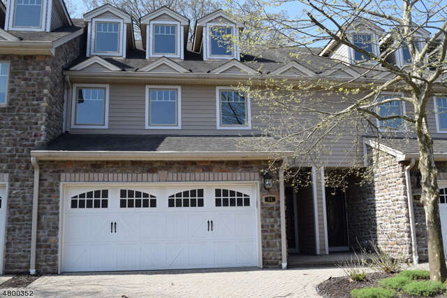 Single Family for Sale at 51 Eggers Ct Summit, New Jersey 07901 United States