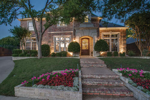 Single Family for Sale at 6708 Greyhawk Circle Plano, Texas 75024 United States