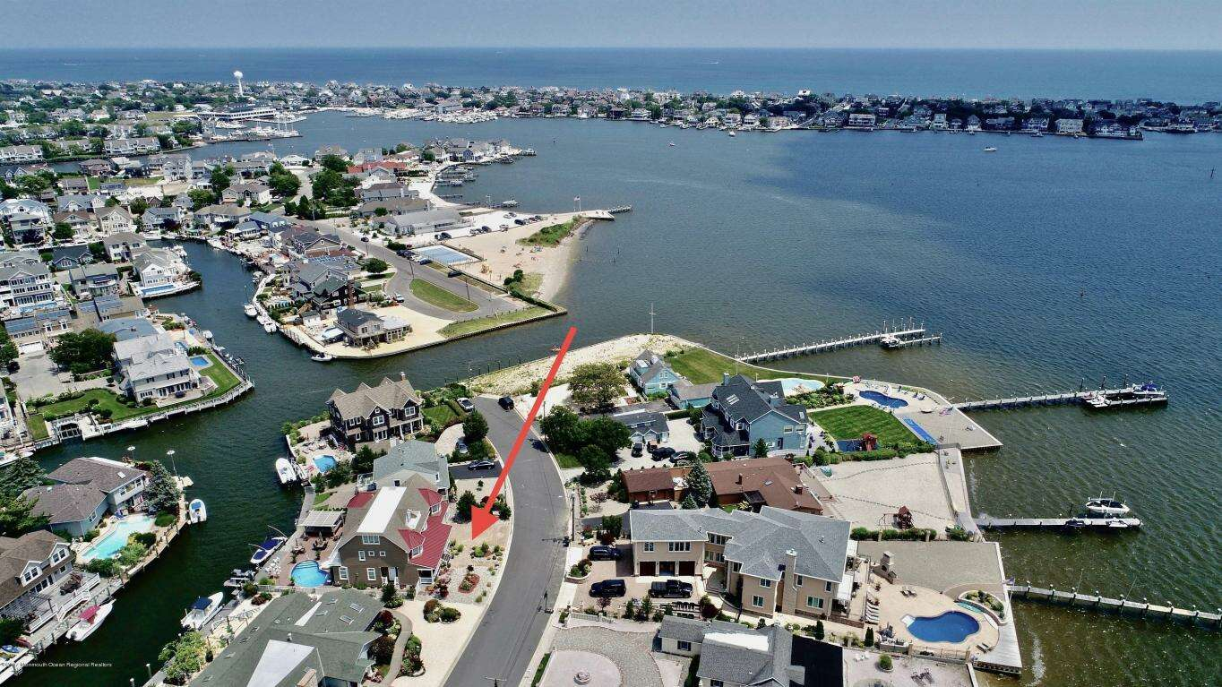 Single Family for Sale at 1707 Bay Isle Drive Point Pleasant Beach, New Jersey 08742 United States