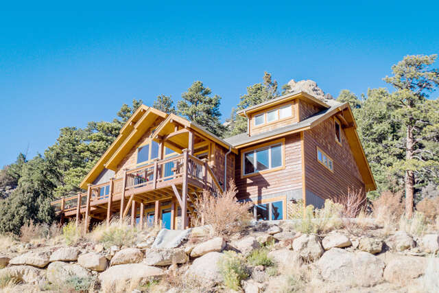 Single Family for Sale at 299 Curry Dr Estes Park, Colorado 80517 United States