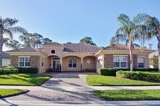 Single Family for Sale at 9409 Scarborough Court Port St. Lucie, Florida 34986 United States
