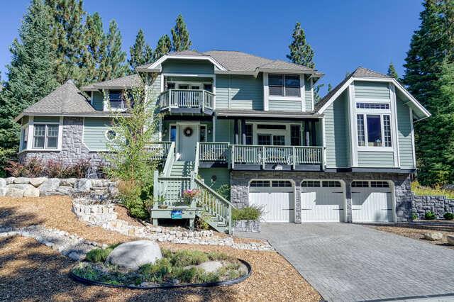 Single Family for Sale at 168 Granite Springs Dr Stateline, Nevada 89449 United States