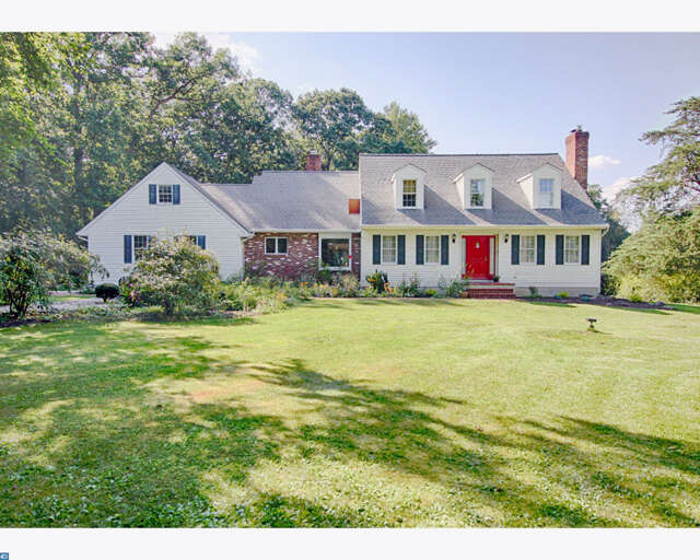 Single Family for Sale at 951 Cox Road Moorestown, New Jersey 08057 United States
