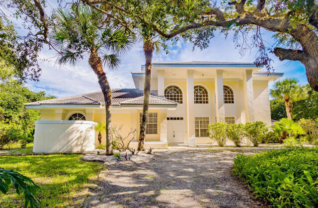 Single Family for Sale at 120 Spinnaker Street Melbourne Beach, Florida 32951 United States