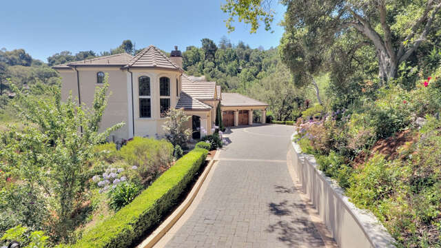Single Family for Sale at 16330 Greenwood Lane Monte Sereno, California 95030 United States
