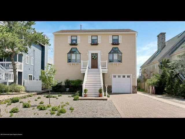 Single Family for Sale at 245 24th Avenue South Seaside Park, New Jersey 08752 United States