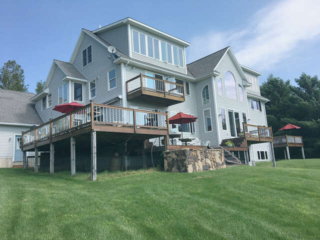 Single Family for Sale at 78 Town Line Road South Hero, Vermont 05486 United States