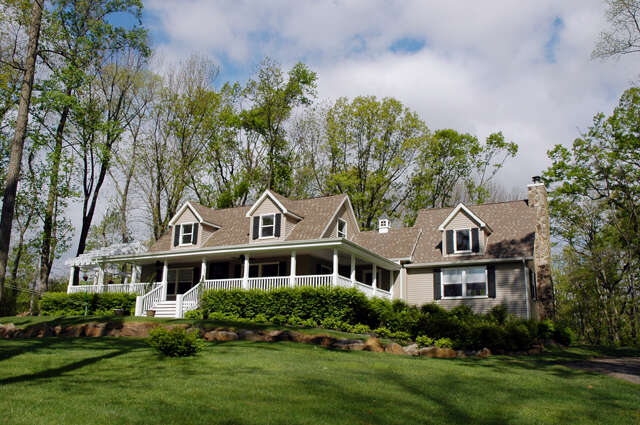 Single Family for Sale at 641 Center Hill Road Upper Black Eddy, Pennsylvania 18972 United States