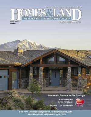 Homes & Land of Aspen & the Roaring Fork Valley