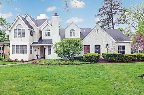 Single Family for Sale at 1403 Sunset Terrace Western Springs, Illinois 60558 United States