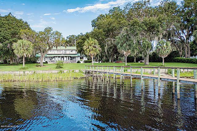 Single Family for Sale at 126 Eberhard Ave Palatka, Florida 32177 United States