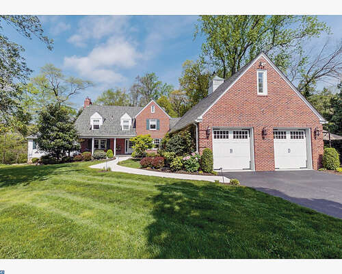 Single Family for Sale at 733 Kings Highway Moorestown, New Jersey 08057 United States