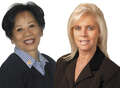 Erlinda Quintos and Jody Diner, St Sauveur Real Estate