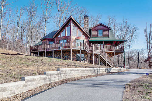 Single Family for Sale at 539 Thief Neck View Drive Rockwood, Tennessee 37854 United States