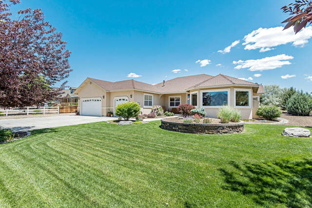 Single Family for Sale at 2749 Squires Minden, Nevada 89423 United States