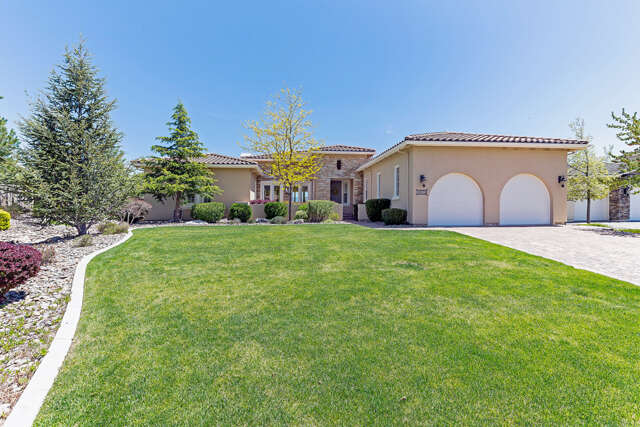 Single Family for Sale at 2873 Cloudburst Canyon Drive Genoa, Nevada 89411 United States