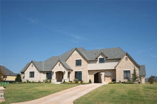 Single Family for Sale at 21614 Coffee Tree Circle Edmond, Oklahoma 73012 United States