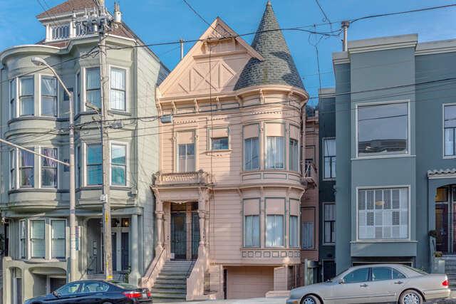 Single Family for Sale at 3039-3041 California St San Francisco, California 94115 United States