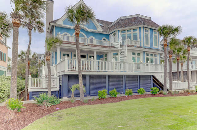 Single Family for Sale at 18 Beachwood East Isle Of Palms, South Carolina 29451 United States