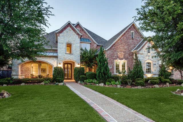 Single Family for Sale at 3400 Timber Glen Lane McKinney, Texas 75070 United States
