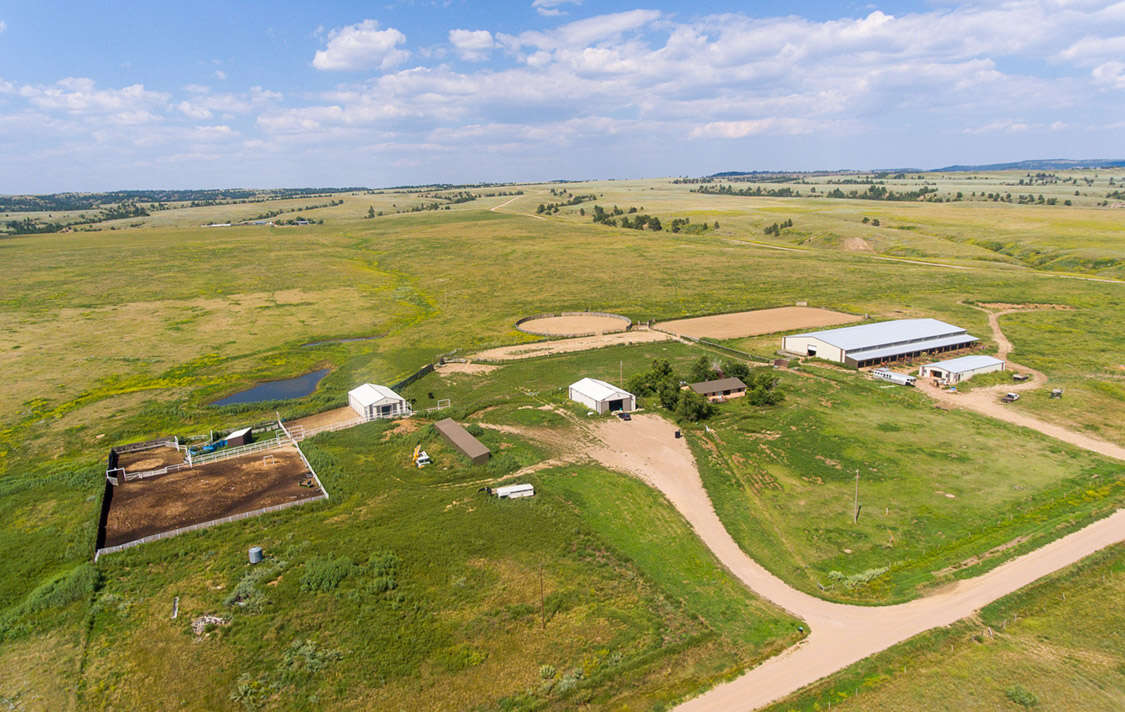 Investment for Sale at Black Hills Horse Ranch Edgemont, South Dakota 57735 United States