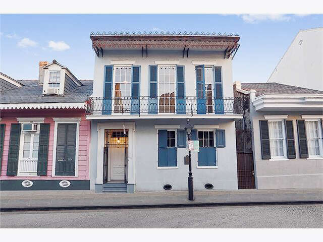 Single Family for Sale at 1132 Bourbon St. New Orleans, Louisiana 70116 United States
