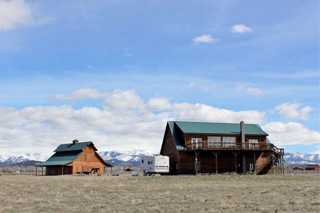 Single Family for Sale at 58 Eagles Landing Clyde Park, Montana 59018 United States