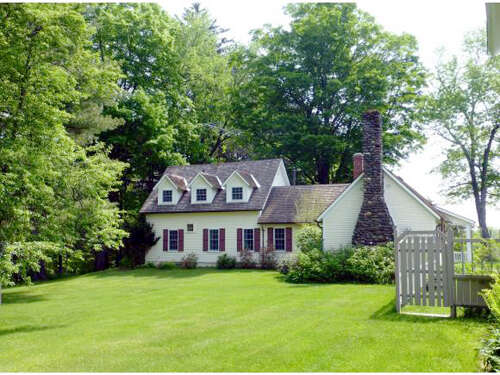 Single Family for Sale at 1104 Ames Hill Road Brattleboro, Vermont 05301 United States