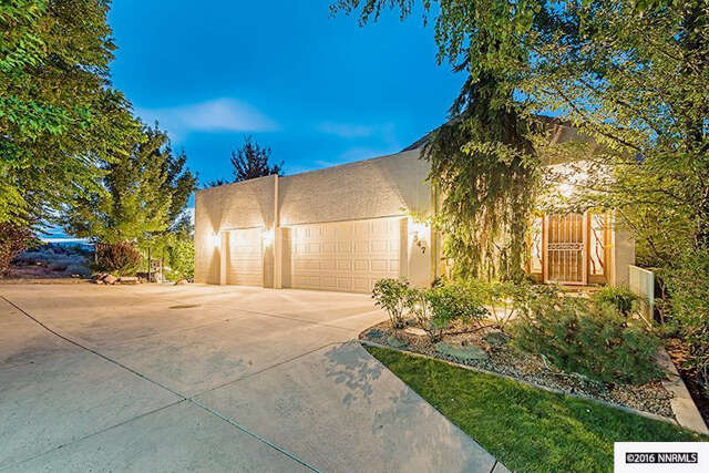 Condominium for Sale at 2547 Edgerock Rd Reno, Nevada 89519 United States